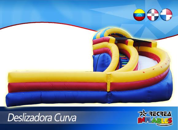 DESLIZADORA CURVA