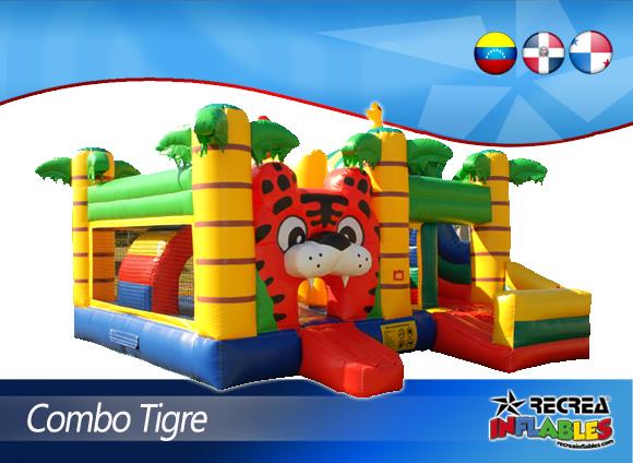 COMBO TIGRE / MUNDO SALVAJE