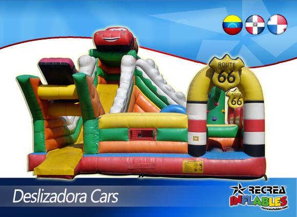 DESLIZADORA CARS