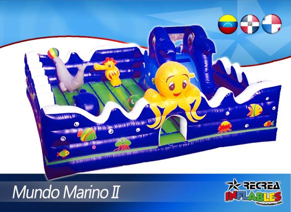 COMBO MUNDO MARINO 2