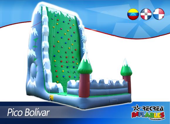 PICO BOLÍVAR / PARED ESCALADORA